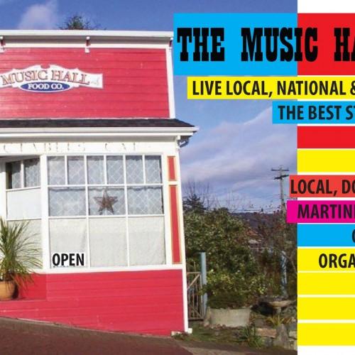 The Music Hall Food Co