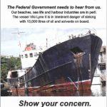 concern poster