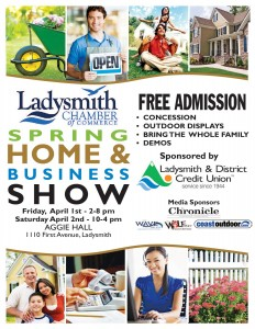 Chamber Home Show Poster 2016 LDCU