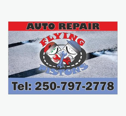 Flying Pistons Auto Repair