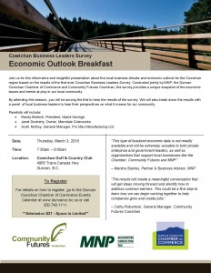 Invite for Business Leaders Survey
