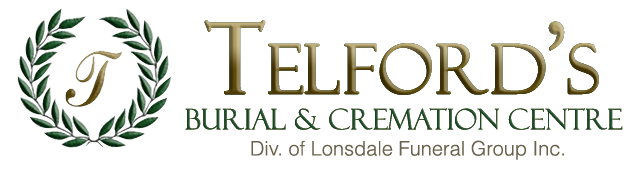 Telford's Burial and Cremation Centre Logo