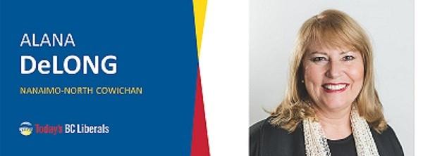 Alana DeLong BC Liberals