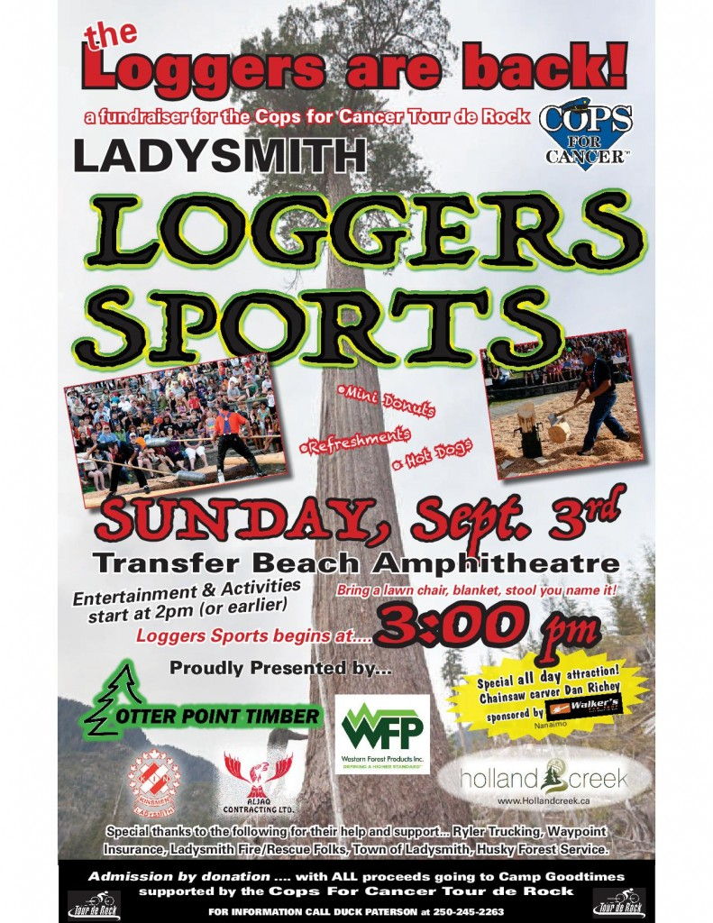 Loggers Sports poster