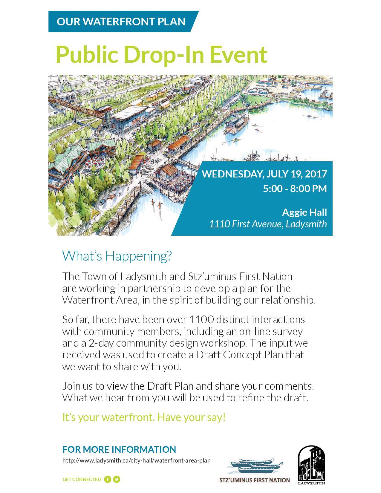 WAP Public Event Poster