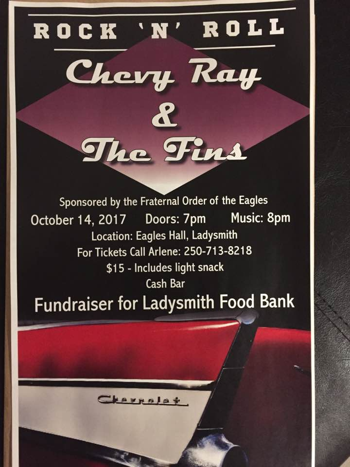 Chevy Ray & the Fins